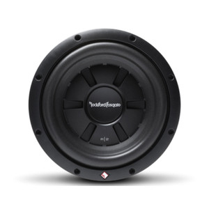 "Rockford Fosgate R2SD2-10  Prime 10"" R2 2-Ohm DVC Shallow Subwoofe"