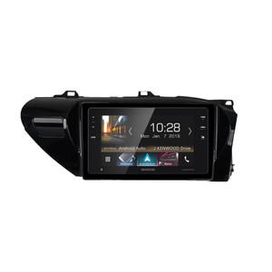 "MASSIVE 8"" DMX820WXS Kenwood Screen with custom Toyota Hilux Facia(SK-AP820HL)  Apple Carplay & Android Auto"