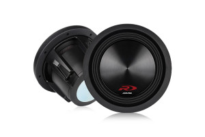 "Alpine SWR-8D2 Type-R 8"" 2 ohm Subwoofer"