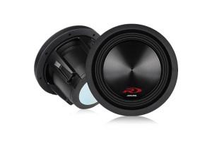 "Alpine SWR-8D4 4 ohm Type-R 8"" Subwoofer"
