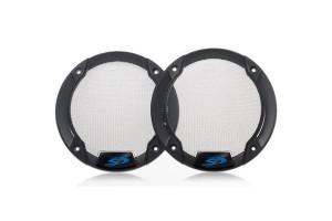 "Alpine KTE-S610G 6"" Type-S Speaker Grill"