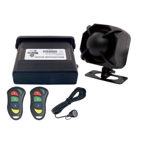 Rhino RAV3 Australian Standards Approved Car Alarm and Upgrade in One inc. 3 Point Engine Immobiliser and Glass Break Sensor - 12VDC