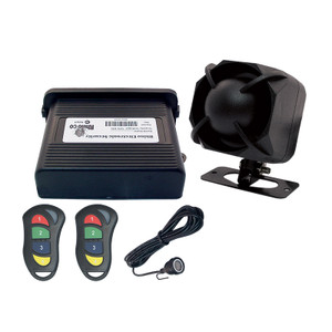 Rhino RAV324V Australian Standards Approved Car Alarm and Upgrade in One inc. 3 Point Engine Immobiliser and Glass Break Sensor - 24VDC