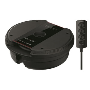 """Kenwood KSC-PSW10ST 10"""" Powered Encl Subwoofer Max 1200w Power"""