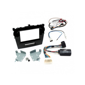 Aerpro FP8327K Install kit to suit Suzuki Vitara Piano Black