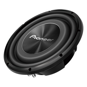 """Pioneer TS-A3000LS4 A-Series 12"""" Shallow Mount Subwoofer"""