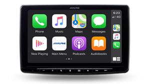 "ALPINE ILX-F269E 9"" HALO With APPLE CAR PLAY + ANDROID"