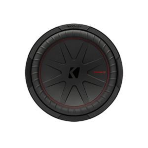 "Kicker 48CWR124 Comp R 12"" Subwoofer Dual 4 Ohm"
