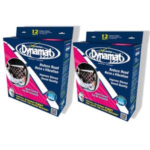 Dynamat 10435D Xtreme 4 Door Kit