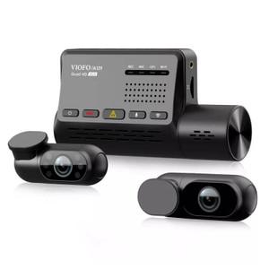 VIOFO A139-3CH-G 3 Channel 2K 1440P + 1080P Interior + 1080P Dash Cam