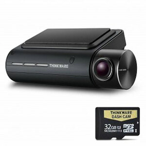 Thinkware Q800 2K QHD Front dash cam - With 32GB Memory Card