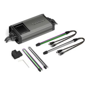 Rockford Fosgate M5-800X4 4 CH 800 Watts IPX6 Element Ready Amplifier
