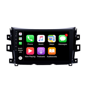 Hybrid Car Systems Nissan Navara Np300 Rx 12-18 Compatible Wireless App Connect replacement solution