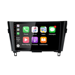 Hybrid Car Systems Nissan Xtrail Qashqai 14-19 Compatible Wireless App Connect replacement solution