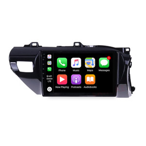 Hybrid Car Systems Toyota Hilux 2015+ Compatible Wireless App Connect replacement solution