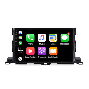 Hybrid Car Systems Toyota Kluger 14-18 Compatible Wireless App Connect replacement solution