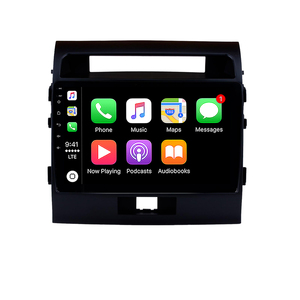 Hybrid Car Systems Toyota Landcruiser 07-15 Compatible Wireless App Connect replacement solution