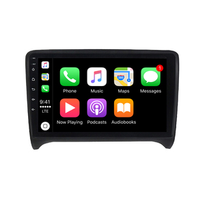 Hybrid Car Systems Audi Audi Tt 07-14 Compatible Wireless App Connect replacement solution