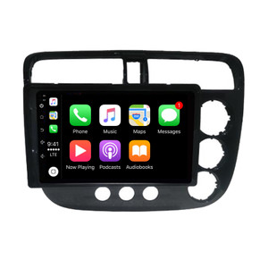 Hybrid Car Systems Honda Civic 01-05 Compatible Wireless App Connect replacement solution