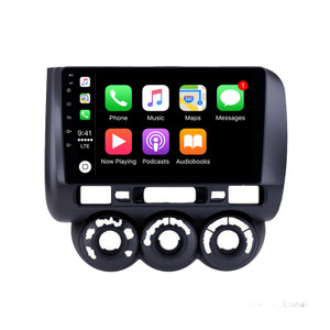 Hybrid Car Systems Honda Jazz 02-07 9 Compatible Wireless App Connect replacement solution