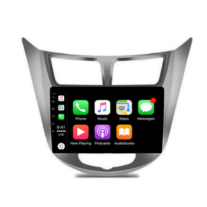 Hybrid Car Systems Hyundai Accent 11+ Compatible Wireless App Connect replacement solution