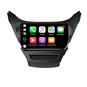 Hybrid Car Systems Hyundai Elantra 14-16 Compatible Wireless App Connect replacement solution