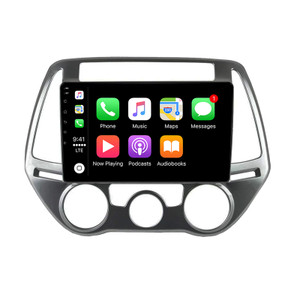 Hybrid Car Systems Hyundai I20 12-15 Compatible Wireless App Connect replacement solution