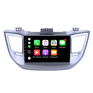 Hybrid Car Systems Hyundai Tucson 15-18 Compatible Wireless App Connect replacement solution