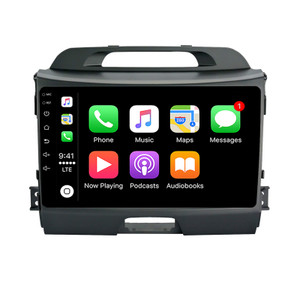 Hybrid Car Systems Kia Sportage 10-15 Compatible Wireless App Connect replacement solution