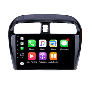 Hybrid Car Systems Mitsubishi Mirage 12-19 Compatible Wireless App Connect replacement solution