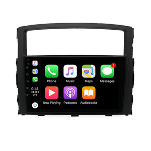 Hybrid Car Systems Mitsubishi Pajero 06-14 Compatible Wireless App Connect replacement solution