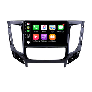 Hybrid Car Systems Mitsubishi Triton 15-19 Auto Air Compatible Wireless App Connect replacement solution