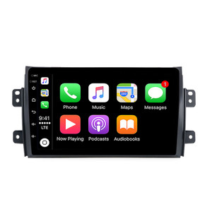 Hybrid Car Systems Suzuki Sx4 06-12 Compatible Wireless App Connect replacement solution