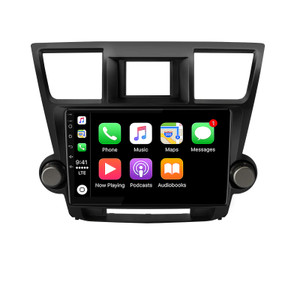 Hybrid Car Systems Toyota Kluger 08-13 Compatible Wireless App Connect replacement solution