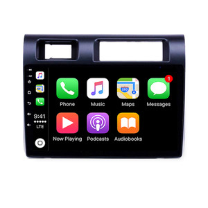 Hybrid Car Systems Toyota Landcruiser Ute Lc70 Lc79 Series 07-20 Compatible Wireless App Connect replacement solution