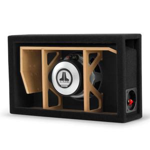 JL Audio CP108LG-W3v3 Single 8W3v3 MicroSub, Ported, 4 Ω