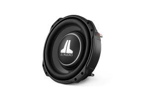 """JL Audio 10TW3-D4 TW3 Series 10"""" 4-ohm Shallow-mount Subwoofer"""