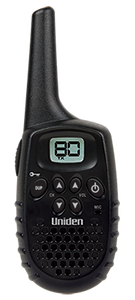 Uniden UH35 UHF 0.5W CB Handheld 2-way talk Radio