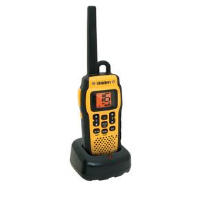 Uniden MHS050 2.5W VHF Marine Radio that Floats