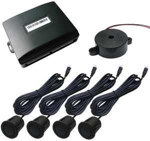 Matt Black RS-05 Parking Sensor System