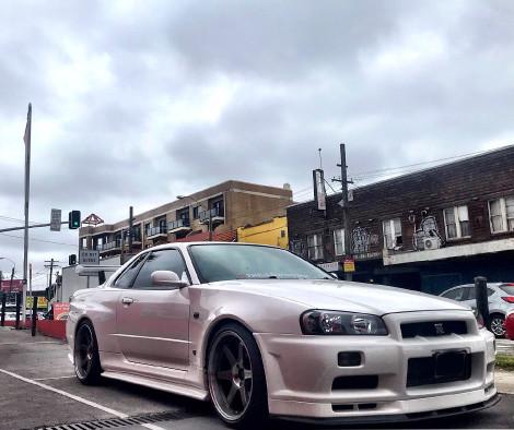 Godzilla Visits Strathfield Car Radios
