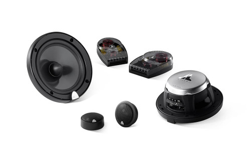 "JL Audio C3-600 C3 Series 6-1/2"" Convertible Component Speaker System"