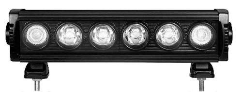 "DB Link DBLSR12C Spot / Flood Lighting Pattern 12"" Single Row Light Bar"