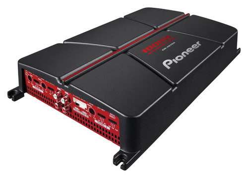 Pioneer GM-A6704 4-Channel Bridgeable Amplifier with Bass Boost