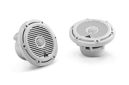 "JL Audio M650-CCX-CG-WH 6-1/2"" Marine Speakers with Classic Grill"