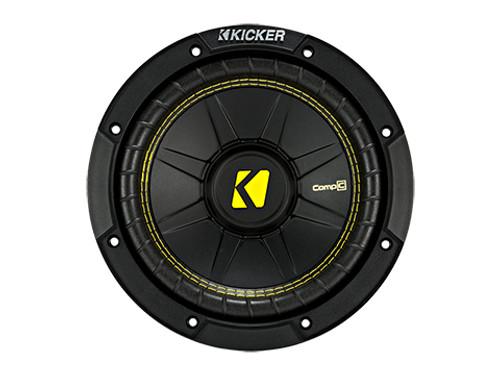 "Kicker CWCS84 8"" CompC 4 Ohm SVC Subwoofer"