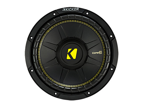 Kicker CWCS104 10 CompC 4 Ohm SVC Subwoofer