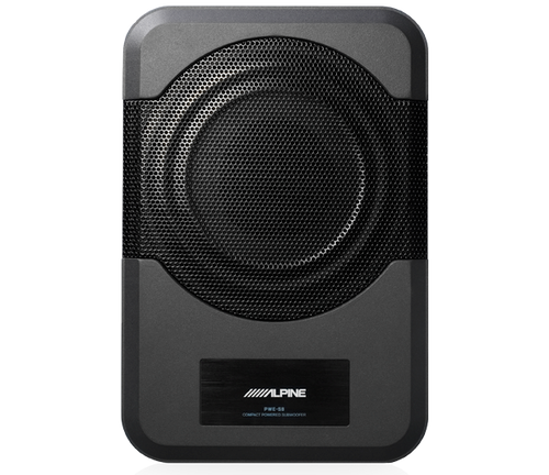 Alpine PWES8 Powered Subwoofer