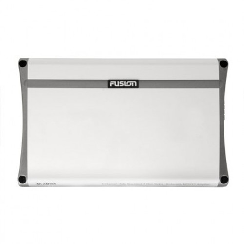 Fusion MS-AM504 4-Channel Marine Amplifier