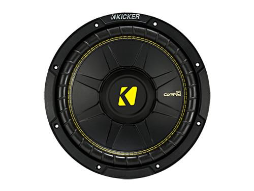 "Kicker CWCD104 10"" CompC 4 Ohm DVC Subwoofer"